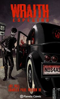 Wraith: Espectro - Joe Hill