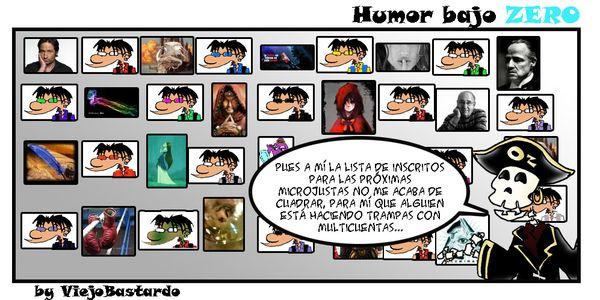 Humor Bajo Zero - Dom, 19/02/2012 - 16:26