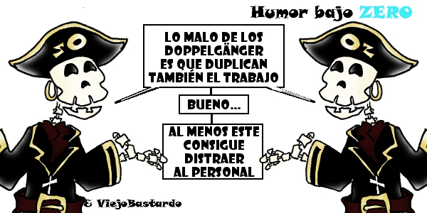 Humor Bajo Zero - 05/08/2014 - 08:51