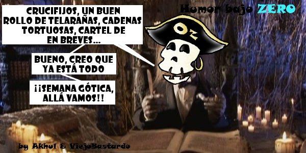 Humor Bajo Zero - 22/10/2014 - 11:47