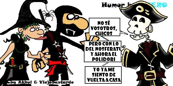 Humor Bajo Zero - 19/11/2014 - 10:37