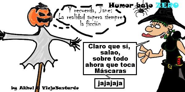Humor Bajo Zero - 16/12/2014 - 11:29