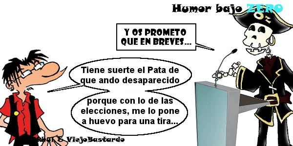 Humor Bajo Zero - 28/05/2015 - 10:54