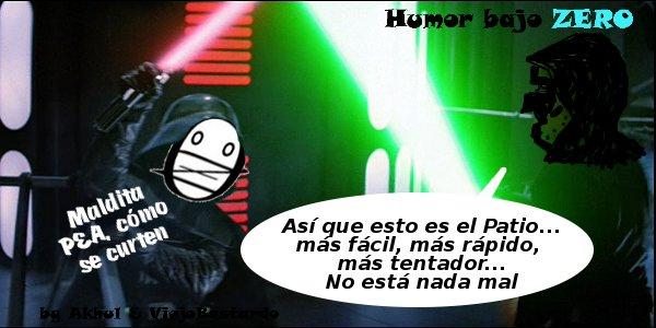 Humor Bajo Zero - 28/01/2016 - 20:48