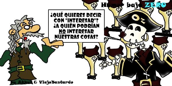 Humor Bajo Zero - 13/05/2016 - 13:59