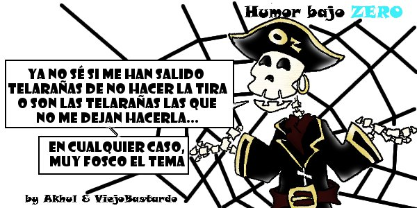 Humor Bajo Zero - 15/11/2016 - 16:26