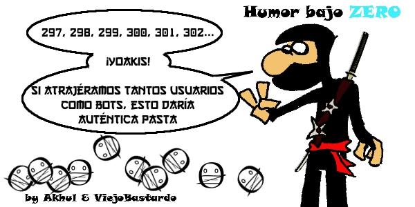 Humor Bajo Zero - 21/01/2017 - 16:08
