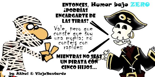 Humor Bajo Zero - 10/03/2019 - 14:36