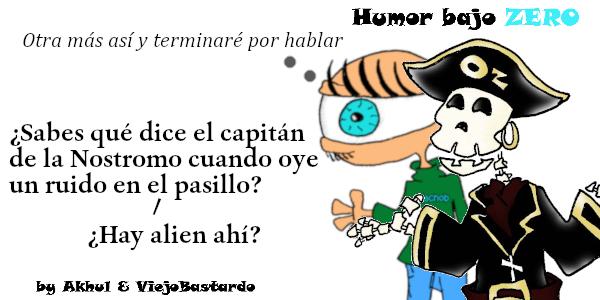 Humor Bajo Zero - 15/09/2019 - 09:59