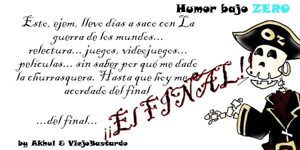 Humor Bajo Zero - 14/04/2020 - 11:21