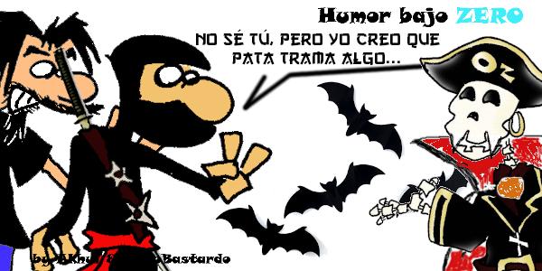 Humor Bajo Zero - 17/04/2020 - 08:42