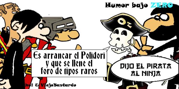 Humor Bajo Zero - 30/04/2020 - 09:27