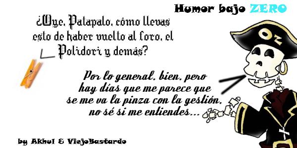 Humor Bajo Zero - 21/05/2020 - 18:08