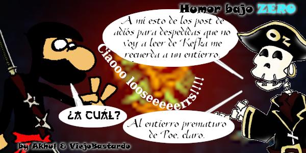 Humor Bajo Zero - 18/06/2020 - 10:28