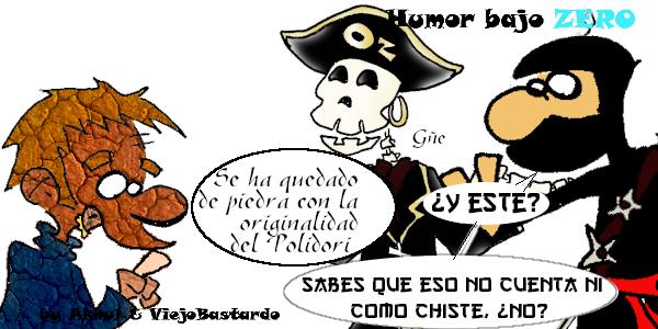 Humor Bajo Zero - 13/06/2021 - 12:55