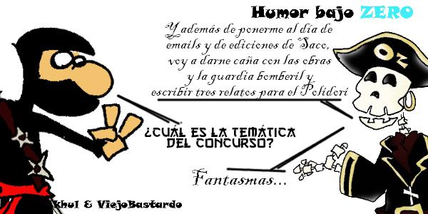 Humor Bajo Zero - 17/07/2021 - 11:06