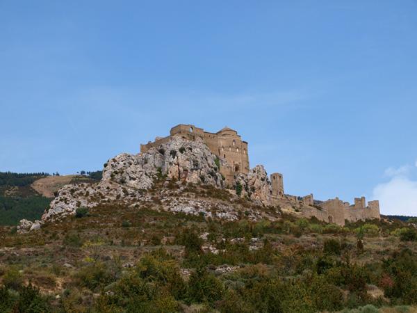 Castillo de Loarre 1