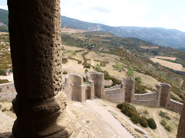 Castillo de Loarre 10