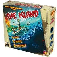 Survive: Escape from Atlantis! - La isla - The Island - Julian Courtland-Smith