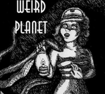 Soren L.M. Wright - Revista Weird Planet Magazine