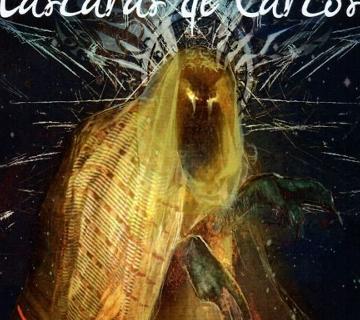 Máscaras de Carcosa - Dani Guzmán - Ediciones Hades