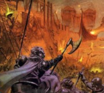 Tormenta de espadas - George R.R. Martin - Gigamesh - Canción de Hielo y Fuego